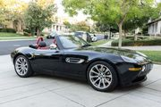 2001 BMW Z8- 1 of 352 Black/Red,  Hardtop & Stand,  BMW Performance Kit