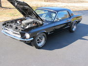 1967 Ford Mustang 300 miles